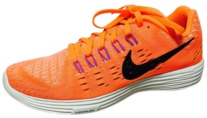 Nike Orange/White/Purple/Black Athletic