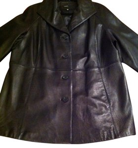 Avanti 22 2x Nwot Excellent Stylish Leather Jacket