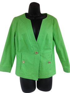 Talbots Lime Jacket