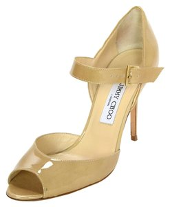 Jimmy Choo Patent Leather D'orsay Pumps