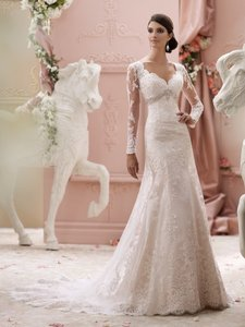 David Tutera For Mon Cheri 115240 Finley Wedding Dress
