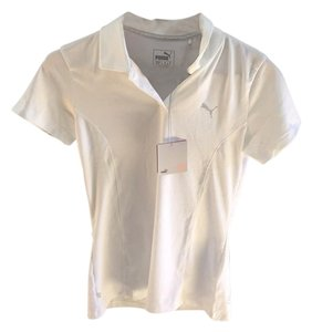 Puma T Shirt Bright white