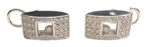 Chopard Chopard Happy Diamond White Gold Diamond Earrings