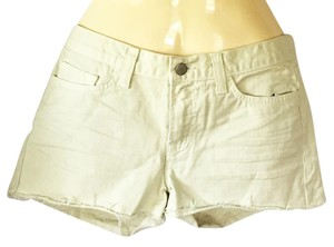 J Brand Cut Off Shorts Mint