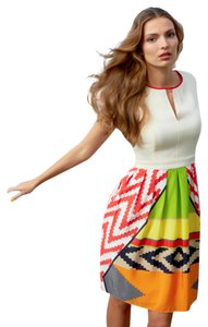 Ellen Tracy short dress Multi on Tradesy