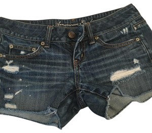 American Eagle Outfitters Cut Off Shorts Denim
