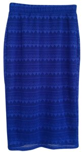 Quinn Skirt Royal Blue