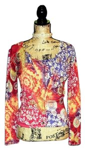 Alberto Makali Couture Beaded Cardigan