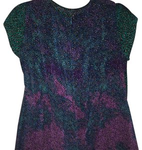 Nanette Lepore Top Multi-colored