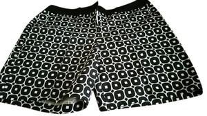 Worthington Shorts Black/white