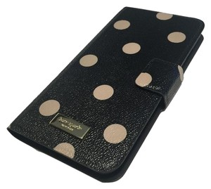 Kate Spade Kate Spade Newbury Lane iPhone 6 Plus Plus Polka Dot Cover Folio