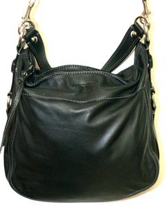 Coach Womens Leather Black Perfect Conditions Shoulder Bag