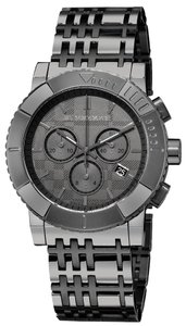 Burberry Burberry Trench Gun Metal Watch