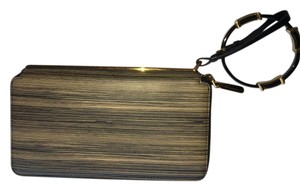 Charles & Keith Tortoise Shell Clutch