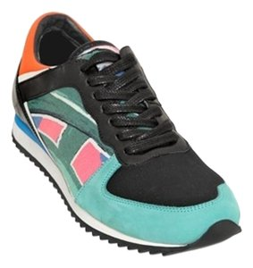 Kenzo Sneaker Fashion Style Leather multi-color Athletic