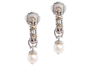 John Hardy JOHN HARDY PEARL EARRINGS
