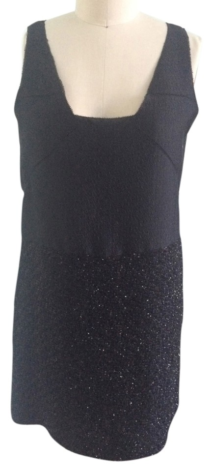 3c053dcccec J.Crew Black Above Knee Night Out Dress Size 4 (S) - Tradesy