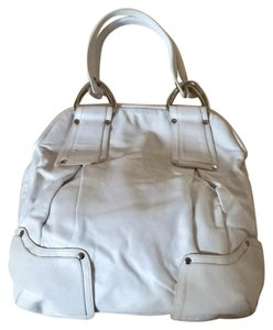 Kooba Leather Satchel Hobo Bag