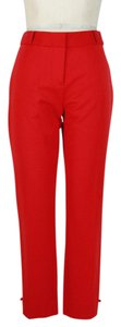 Kate Spade Capri/Cropped Pants red