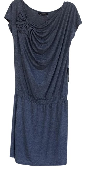 Preload https://img-static.tradesy.com/item/19288162/bcbgmaxazria-grey-knee-length-short-casual-dress-size-12-l-0-1-650-650.jpg