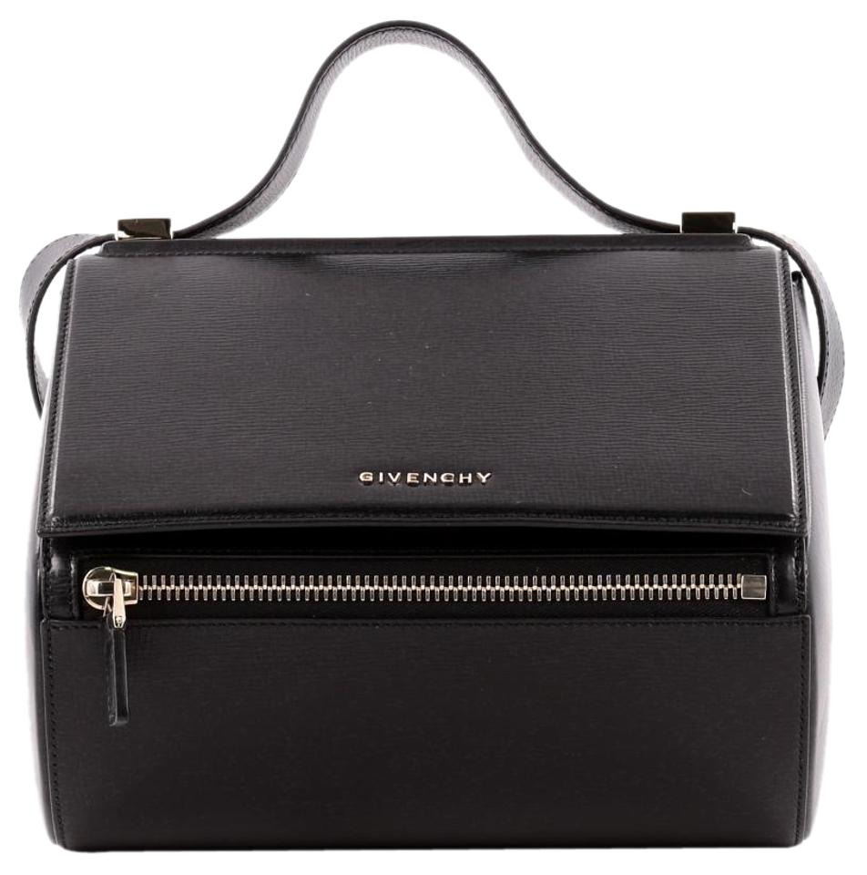 8570f53e43d Givenchy Pandora Box Medium Leather Satchel - Tradesy