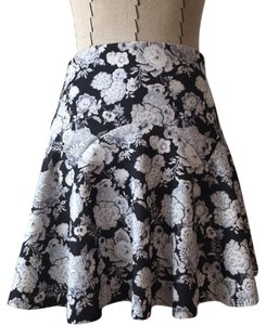Love Sadie Floral Skirt blue