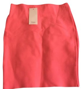 Tobi Mini Skirt Pink