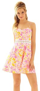 Lilly Pulitzer short dress Oh la la on Tradesy