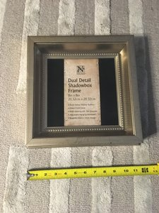 Shadow Box Wall Hanging Frame Storage Box