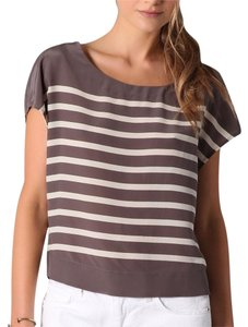 Joie Top Taupe