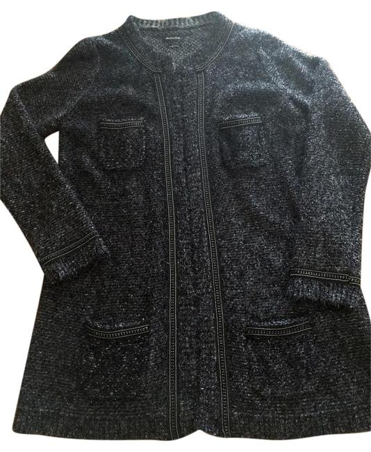 Preload https://img-static.tradesy.com/item/19290817/massimo-dutti-blackgrey-glitter-holiday-cardigan-size-8-m-0-1-650-650.jpg