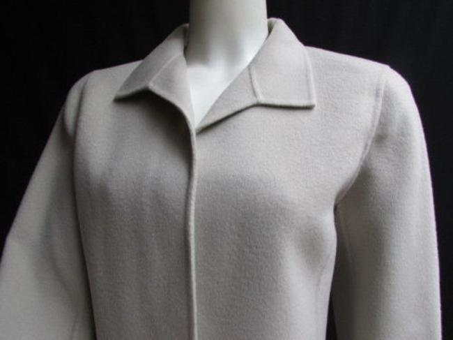 Ellen Tracy Linda Allard Women Jacket Wool Fashion Long 640 Coat