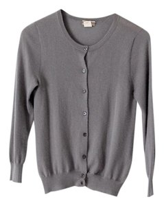 J.Crew Cashmere Cardigan Cashmere Button Up Sweater