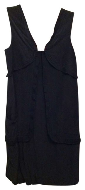 Preload https://item4.tradesy.com/images/see-by-chloe-black-silk-above-knee-night-out-dress-size-6-s-192913-0-0.jpg?width=400&height=650