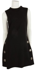 Elie Tahari short dress Black on Tradesy