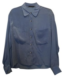 Kelly Wearstler Top Blue