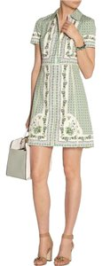 Tory Burch short dress Green Elizabeth And James on Tradesy