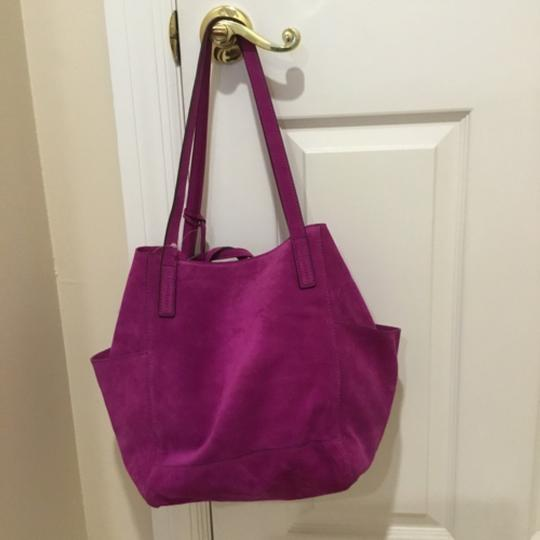 Michael Kors Tote in Pomegranate