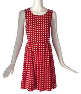 Max & Co. short dress Red/ white on Tradesy