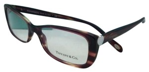 Tiffany & Co. TIFFANY & CO. Eyeglasses TF 2090-H 8081 Violet-Burgundy Tortoise