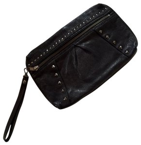 Banana Republic Studded Black Clutch