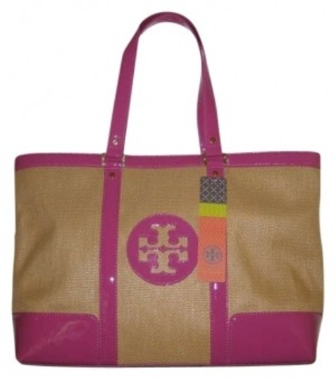 Preload https://item4.tradesy.com/images/tory-burch-19129576-naturalpink-trim-straw-with-patent-tote-192943-0-0.jpg?width=440&height=440