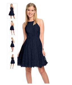 Wtoo Navy Hadley Dress