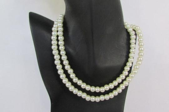 Preload https://item4.tradesy.com/images/women-18-long-strand-imitation-pearl-beads-classic-fashion-necklace-1929473-0-0.jpg?width=440&height=440