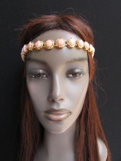 Preload https://item3.tradesy.com/images/women-gold-head-chain-fashion-jewelry-big-cream-off-white-beads-headband-1929477-0-0.jpg?width=440&height=440