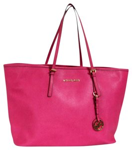 Michael Kors Gucci Chanel Cambon Louis Gm Tote in Pink