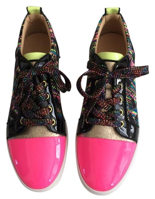 Item - Multicolor Gondoliere Low-top Sneakers Size US 12 Regular (M, B)