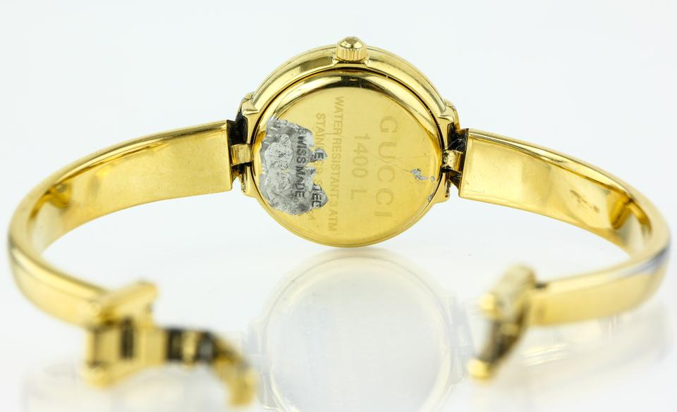 374c6435f4d Gucci Gold Tone   1400l Ladies Watch - Tradesy