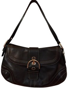 Coach Leather Classic Soho Shoulder Bag