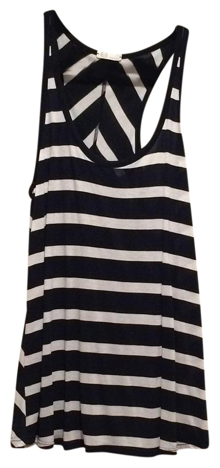 Adriano Tank White and Navy Goldschmied AG Top Cami SCRqw
